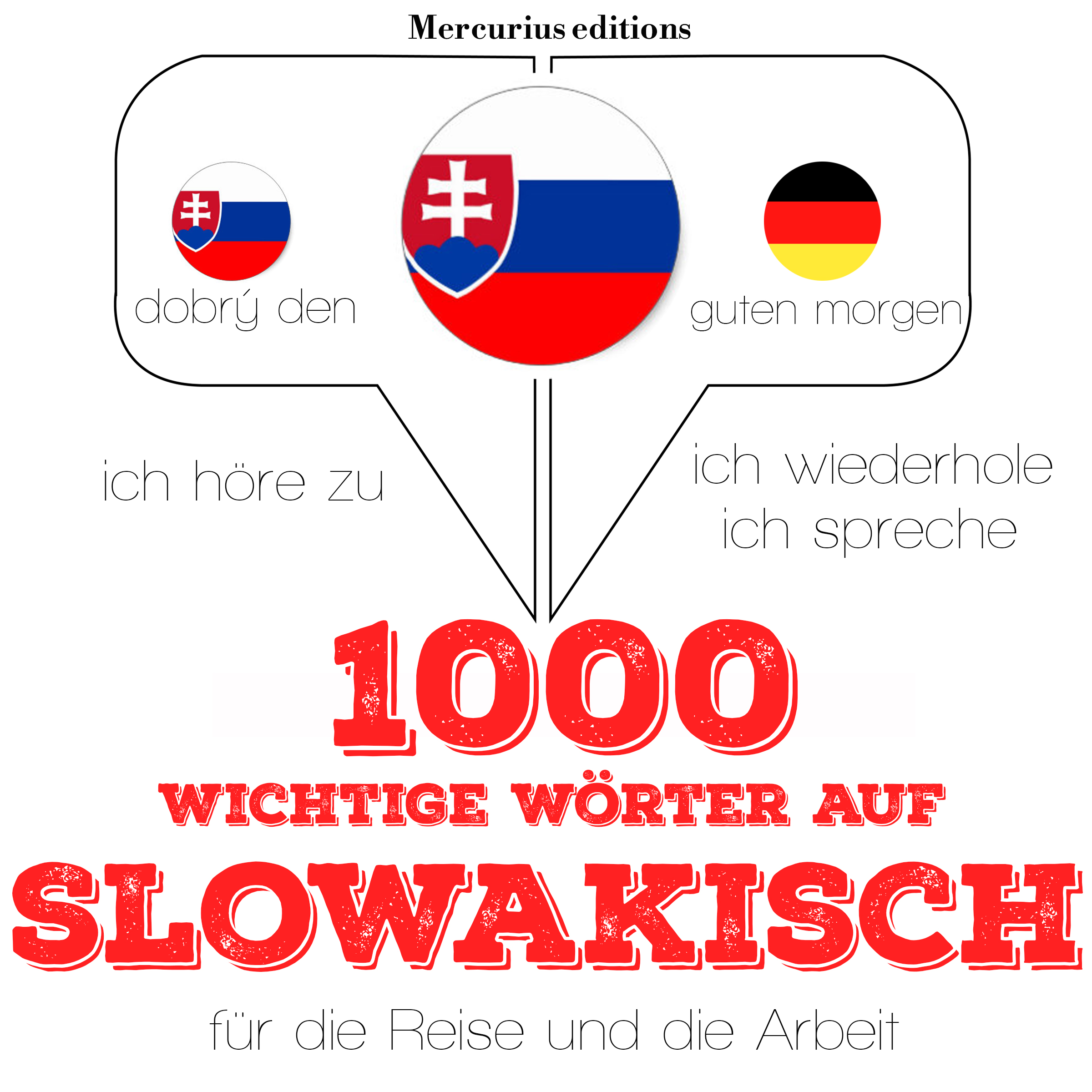1000 Wichtige Wörter Auf Slowakisch Für Die Reise Und Die Arbeit